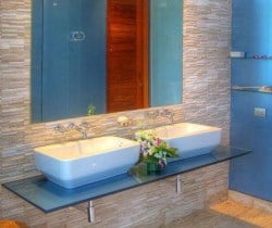 VIlla Minh: Bathroom