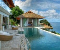 VIlla Minh: Swimming pool