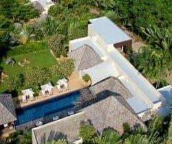 Villa Shanti: View