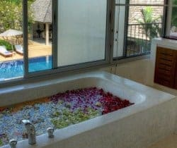 Villa Shanti: Bathroom