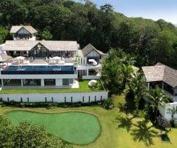 Villa Chan Grajang: Outside view