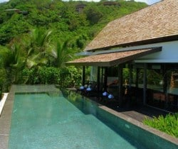 Villa YangSom: Swimming pool