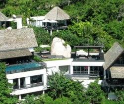 Villa Yin: Outside view