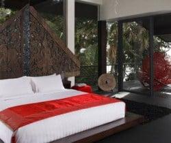Villa Yin: Bedroom