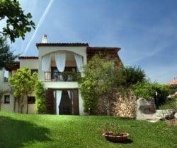Villa Perdìca: Villa