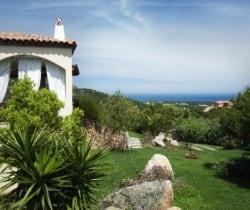 Villa Perdìca: Garden