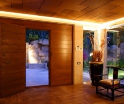 Villa Sunseek: Entrance hall