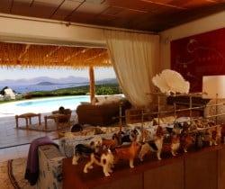 Villa Sunseek: Living area
