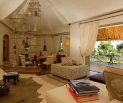 Villa Sunseek: Dining area