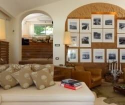 Villa Sunseek: Lving area