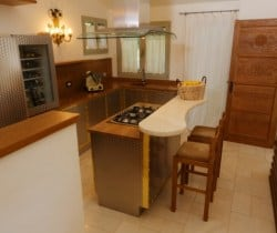 Villa Sunseek: Kitchen
