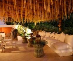 Villa Sunseek: Outdoor chill out area