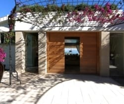 Villa Sunseek: Entrance