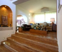 Villa Sunseek: Living area