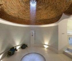 Villa Caruso: Bathroom