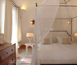 Villa Caruso: Bedroom