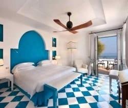 Villa Caruso: Bedroom