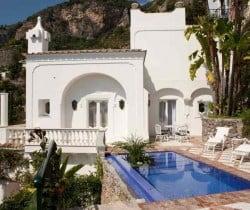 Villa Caruso: Pool