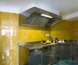 Villa Seirenes: Kitchen