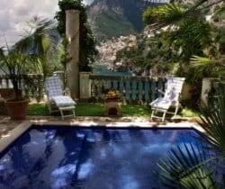 Villa Zephir: Plunge pool