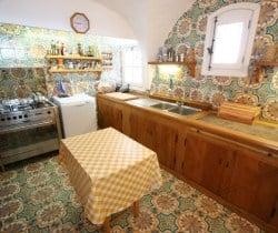 Villa Mirto: Kitchen