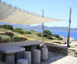 Villa Mirto: Al fresco dining area