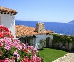 Villa Mirto: Outside view