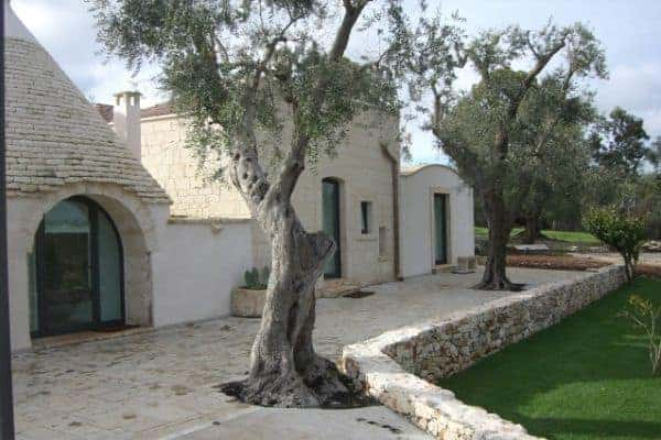 Villa Apulia: Outside view