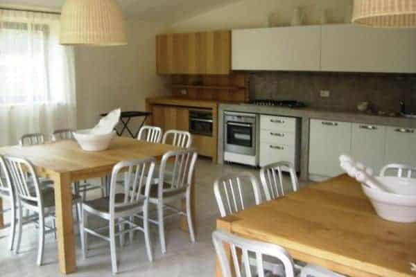 Villa Apulia: Kitchen