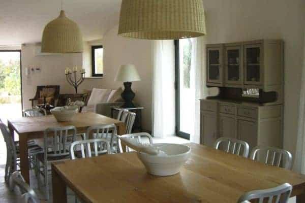 Villa Apulia: Dining area