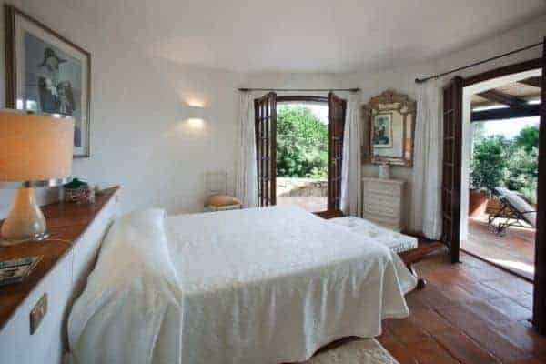 Villa Allegra: Bedroom