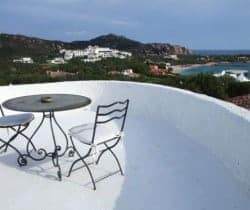 Villa Allegra: Terrace