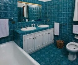 Villa Allegra: Bathroom