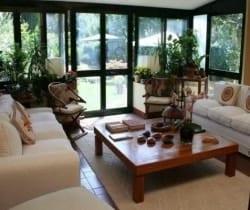 Villa Mara: Veranda