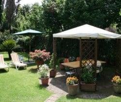 Villa Mara: Garden