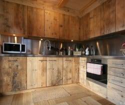 Cesa de Vin: Kitchen