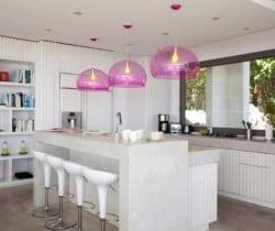 Villa Bellavista: Kitchen