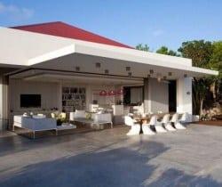 Villa Bellavista: Living andd dining area