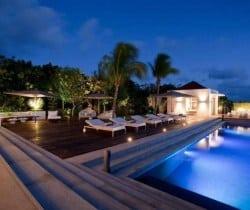 Villa Bellavista: Night view