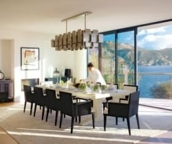 Villa Sabika: Dining room