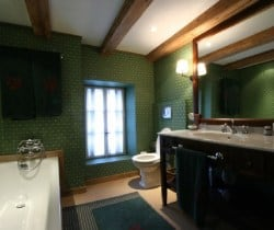 Chalet Belair: Bathroom