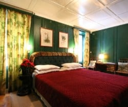 Chalet Belair: Master bedroom
