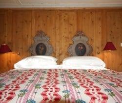 Chalet Belair: Bedroom 2
