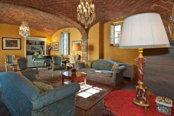 Borgo Bergenia: Music room