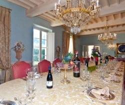 Borgo Bergenia: Dining room
