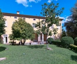 Villa Carice: Outside view