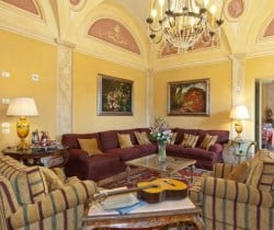 Villa Carice: Living room