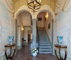 Villa Carice: Stairs