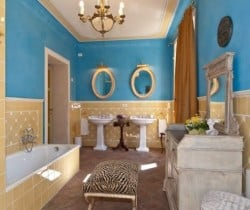 Villa Carice: Bathroom
