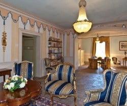 Villa Carice: Guest area
